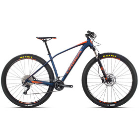 "ORBEA Alma H50 MTB Hardtail 29"" orange/blue"